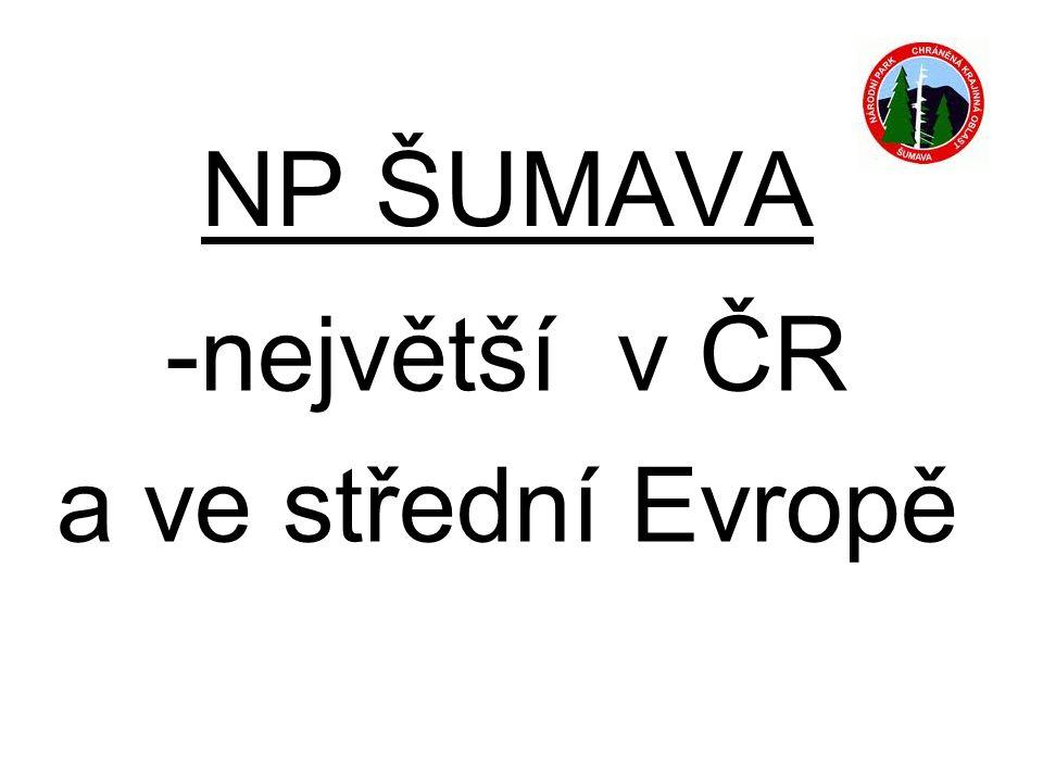 největší v ČR a ve střední Evropě