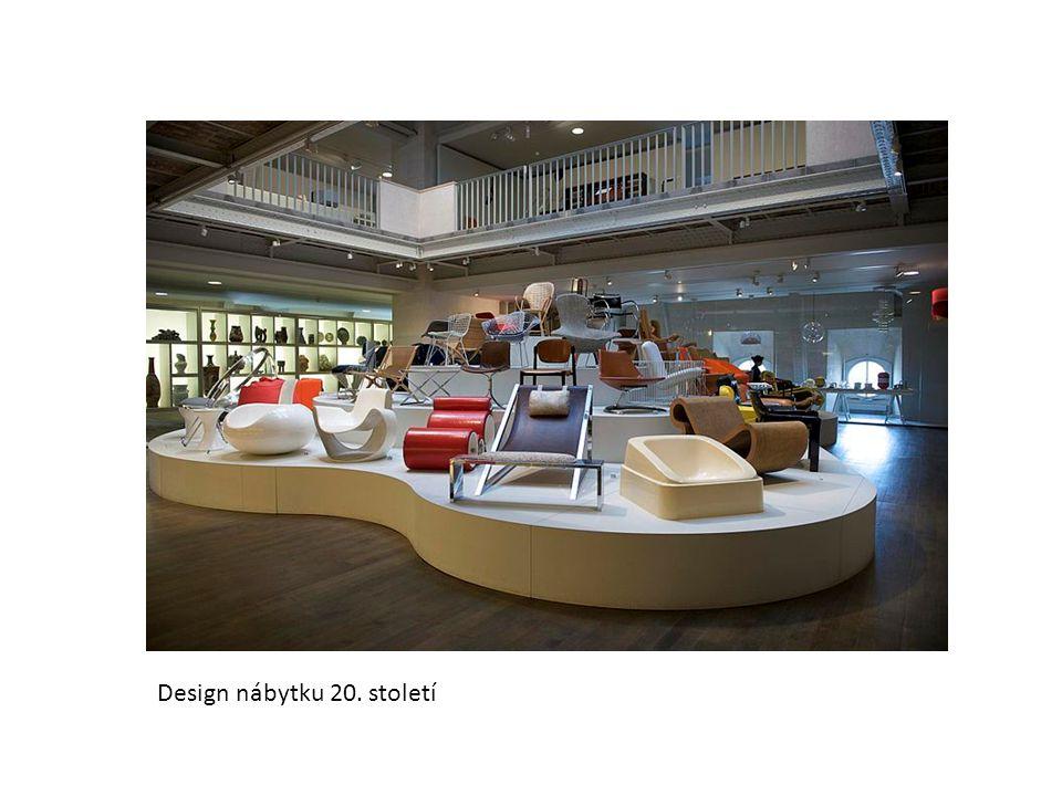 Design nábytku 20. století