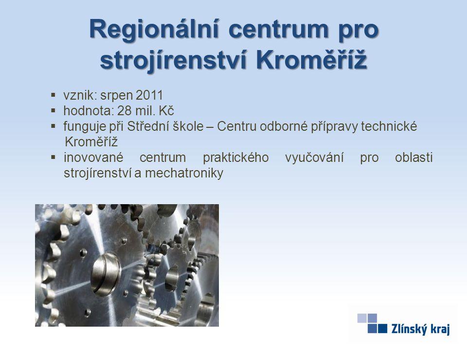 Regionální centrum pro strojírenství Kroměříž