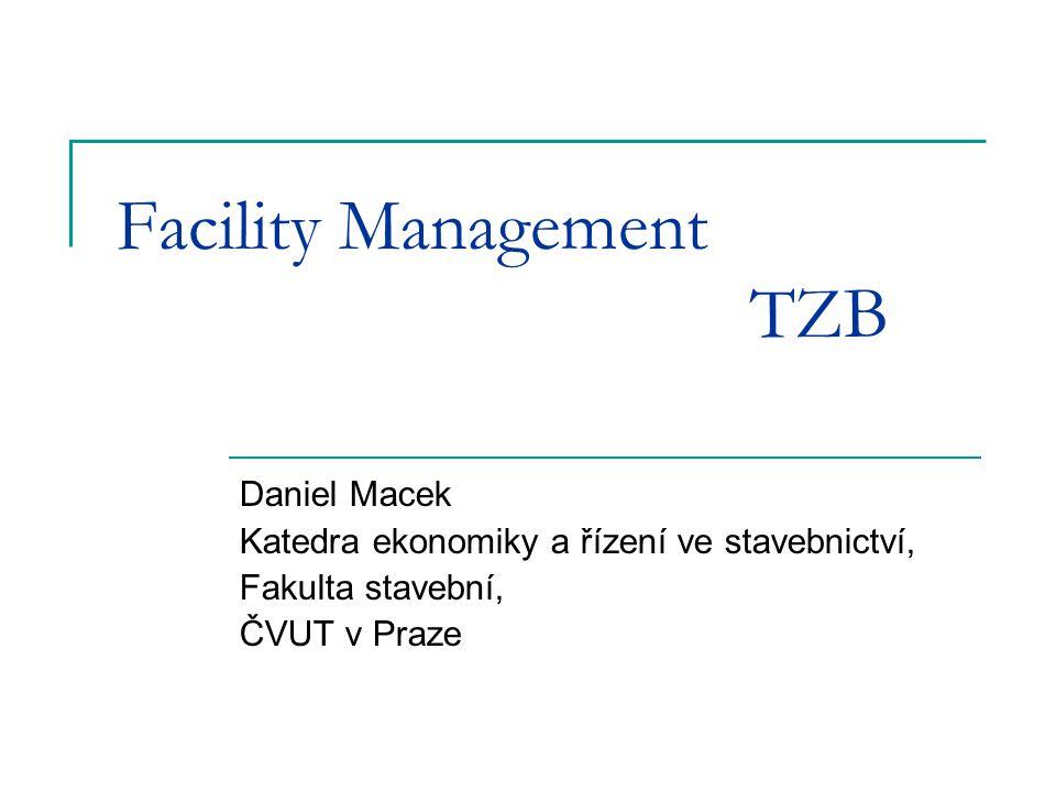 Facility Management TZB