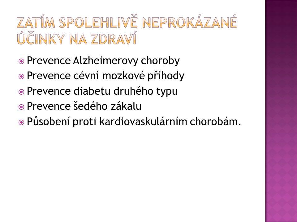Prevence Alzheimerovy choroby