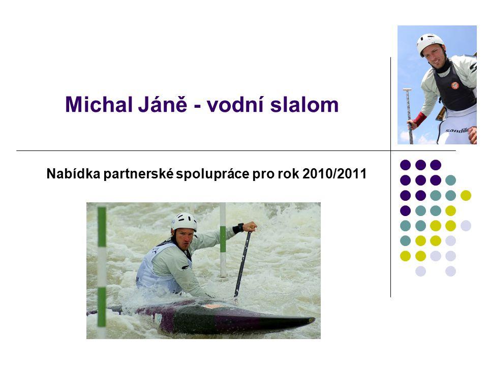 Michal Jáně - vodní slalom