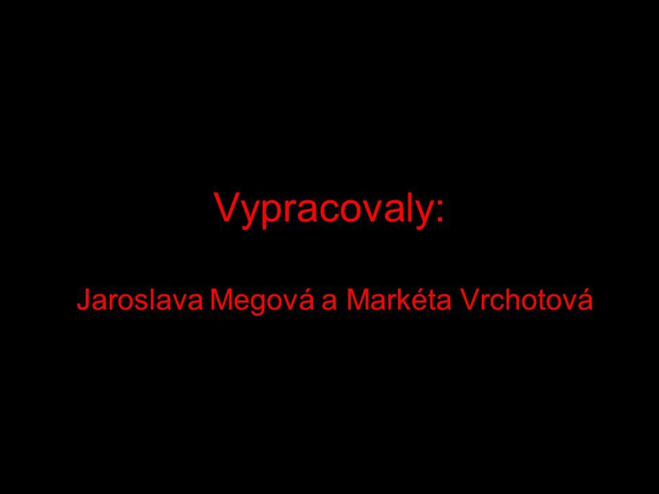 Jaroslava Megová a Markéta Vrchotová