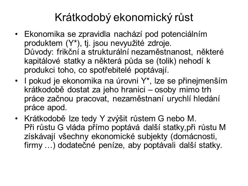 Krátkodobý ekonomický růst