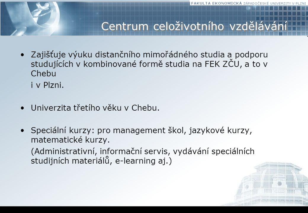 Centrum celoživotního vzdělávání