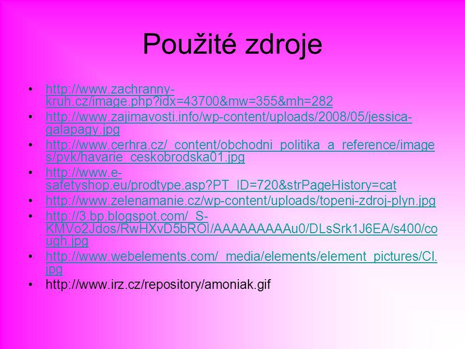 Použité zdroje http://www.zachranny-kruh.cz/image.php idx=43700&mw=355&mh=282.