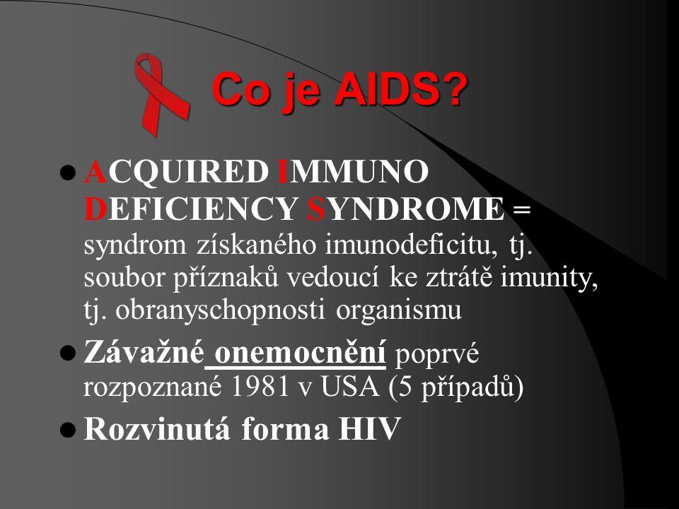 Co je AIDS
