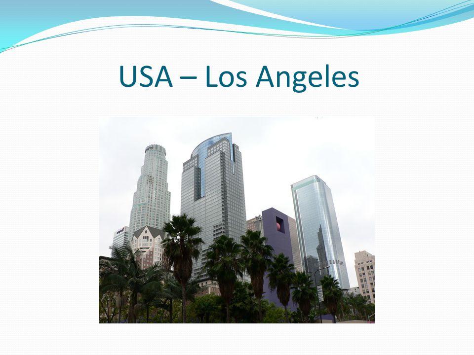 USA – Los Angeles