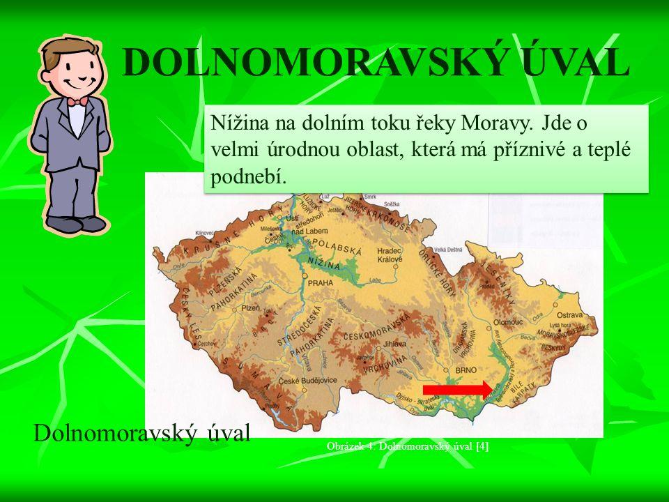 DOLNOMORAVSKÝ ÚVAL Dolnomoravský úval