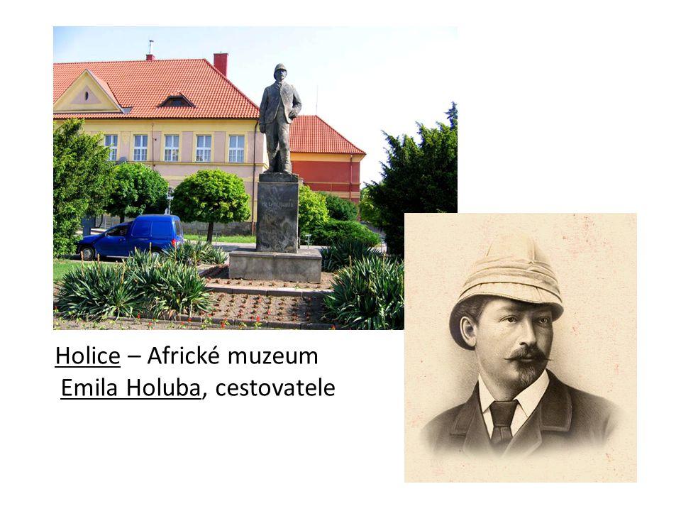 Holice – Africké muzeum