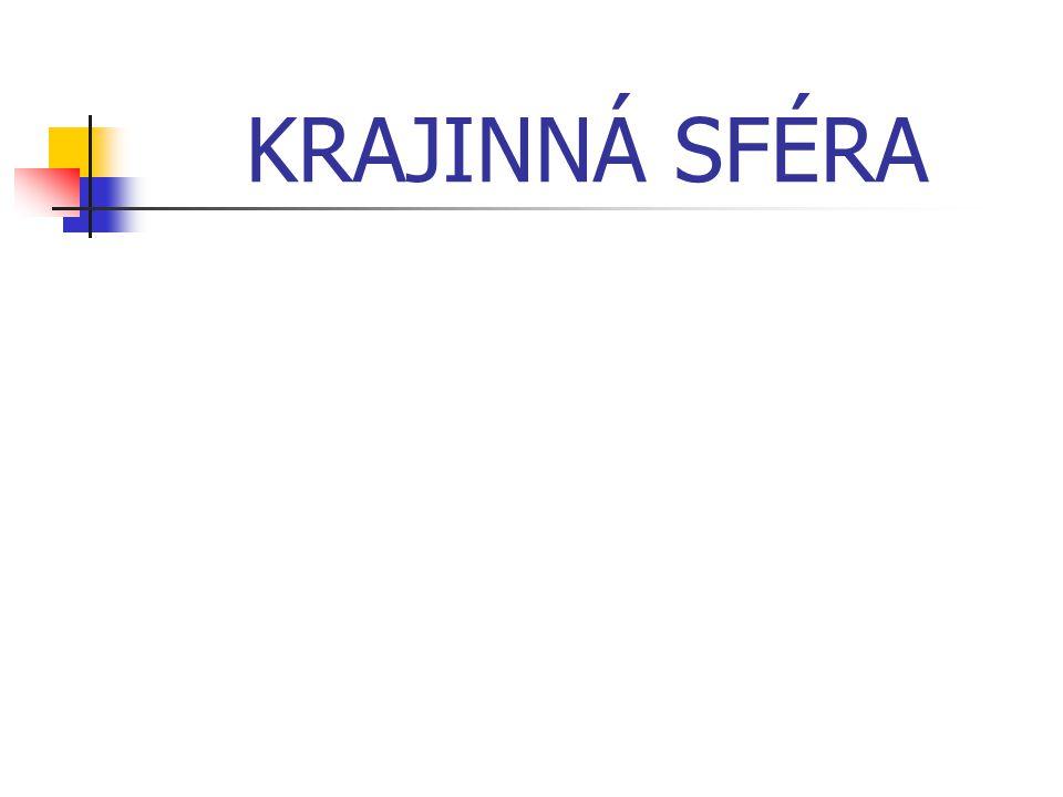 KRAJINNÁ SFÉRA
