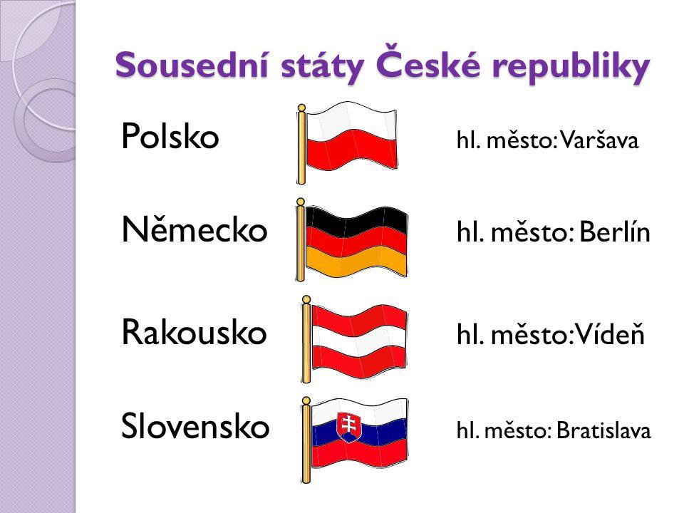 Sousední státy České republiky