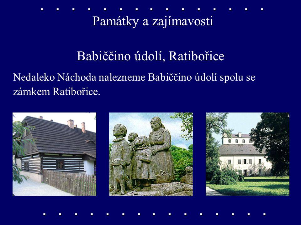 Babiččino údolí, Ratibořice