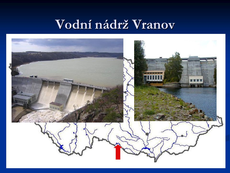 Vodní nádrž Vranov
