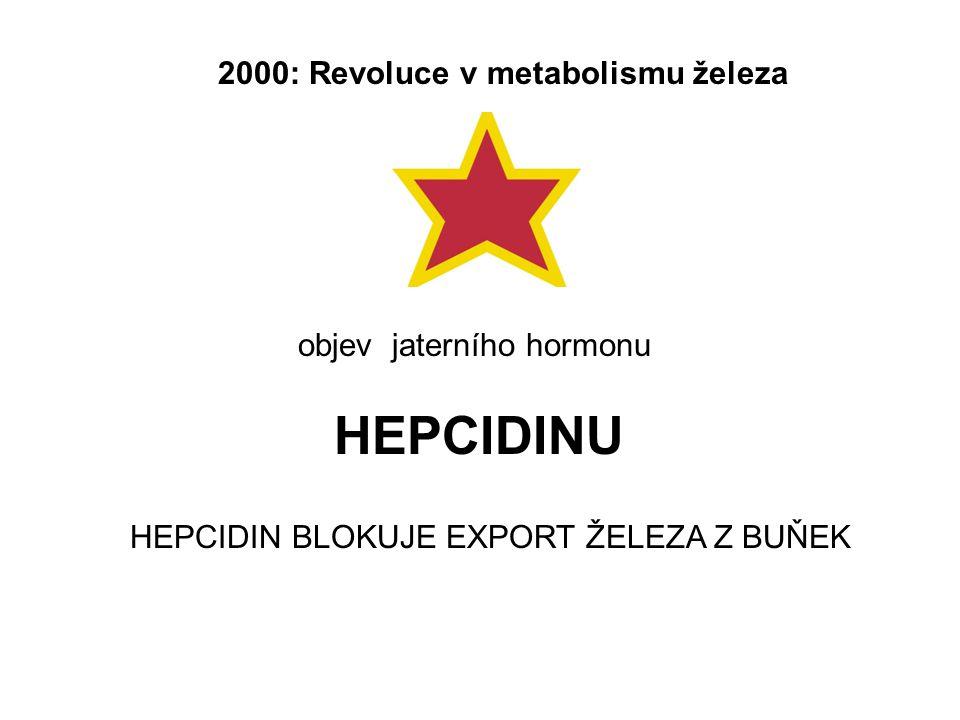 objev jaterního hormonu