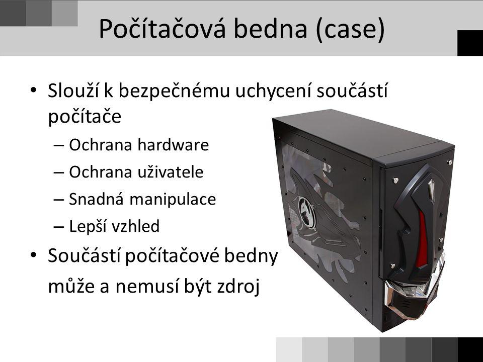 Počítačová bedna (case)