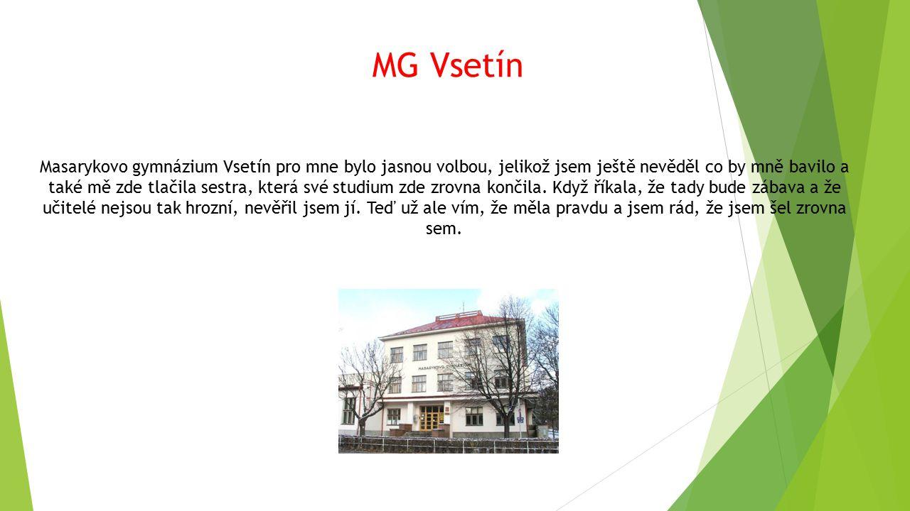 MG Vsetín