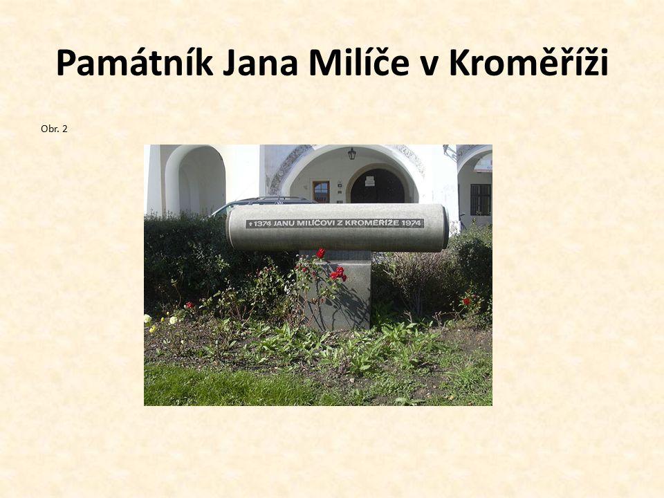 Památník Jana Milíče v Kroměříži