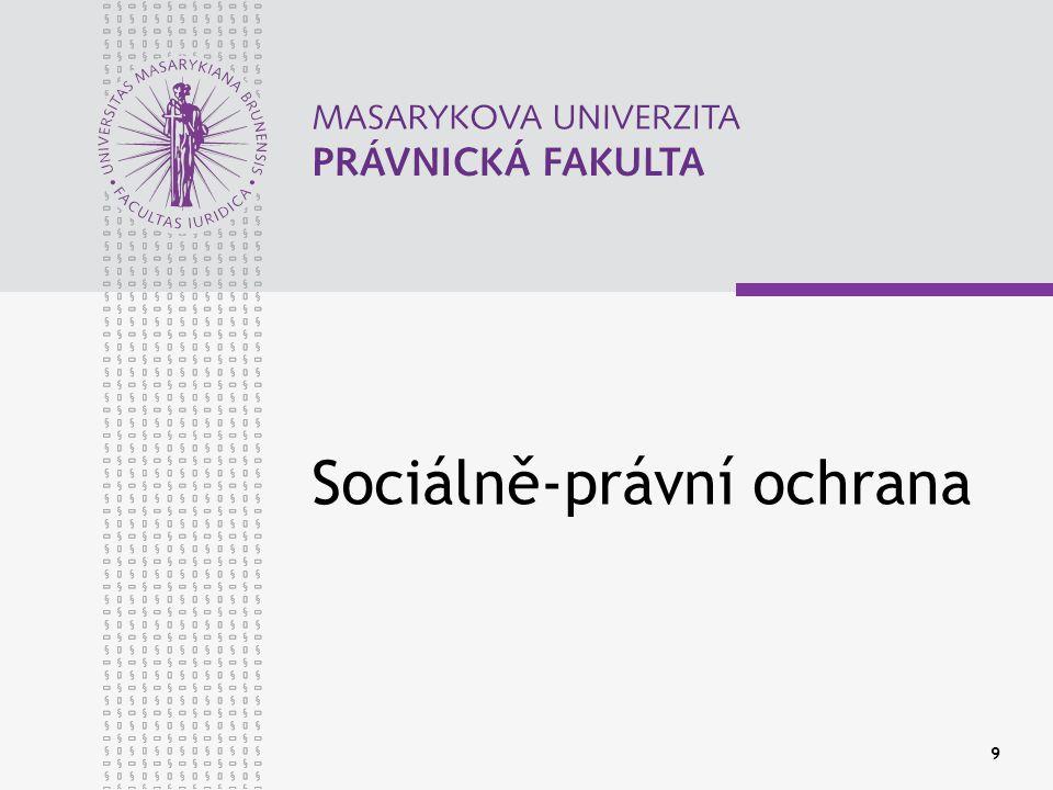 Sociálně-právní ochrana