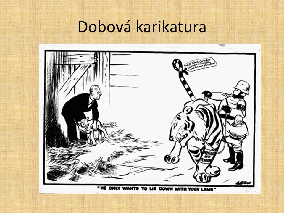 Dobová karikatura