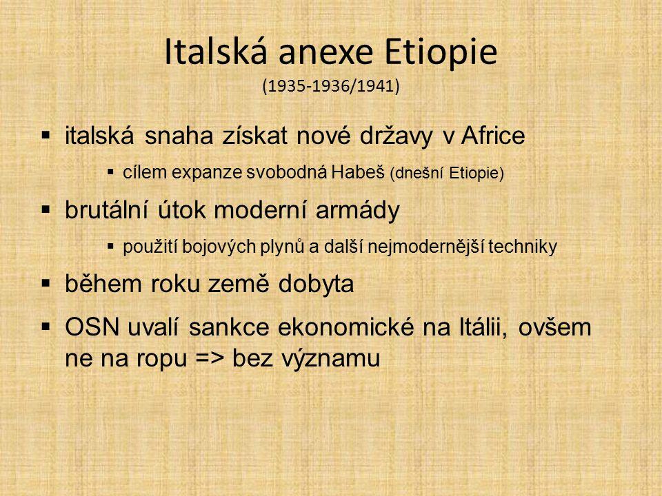 Italská anexe Etiopie (1935-1936/1941)