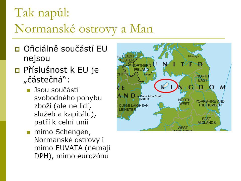 Tak napůl: Normanské ostrovy a Man