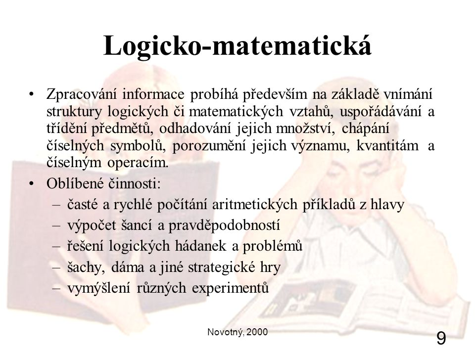 Logicko-matematická