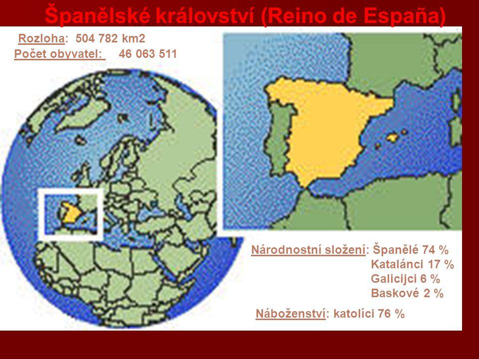Španělské království (Reino de España)