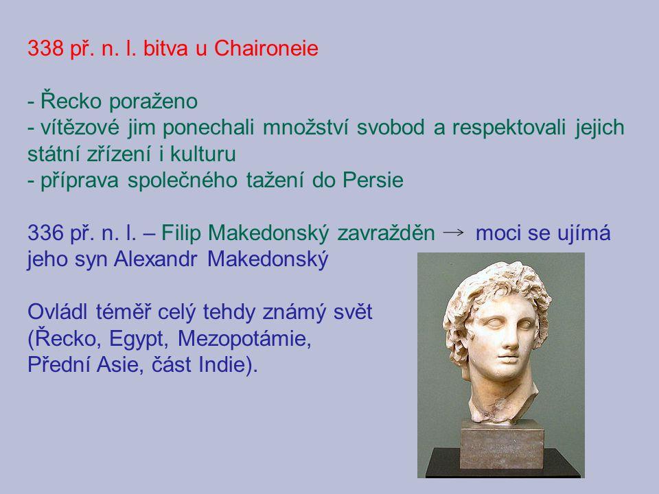 338 př. n. l. bitva u Chaironeie