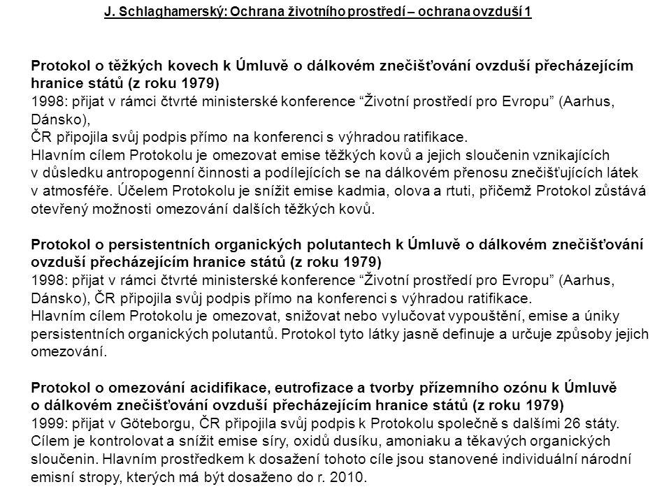 ČR připojila svůj podpis přímo na konferenci s výhradou ratifikace.