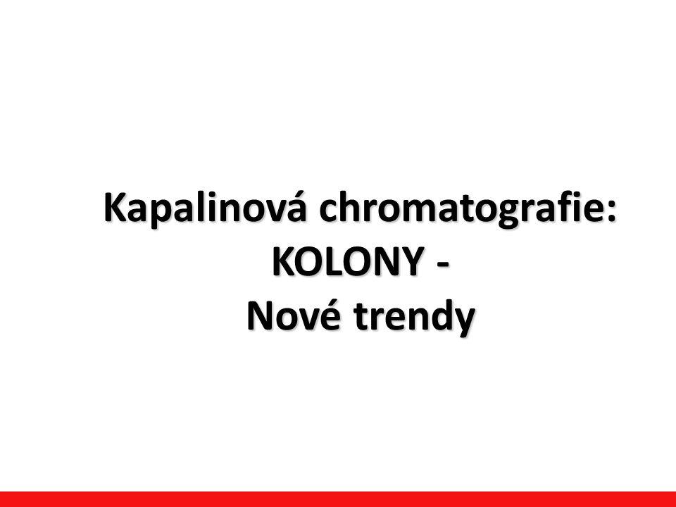 Kapalinová chromatografie: