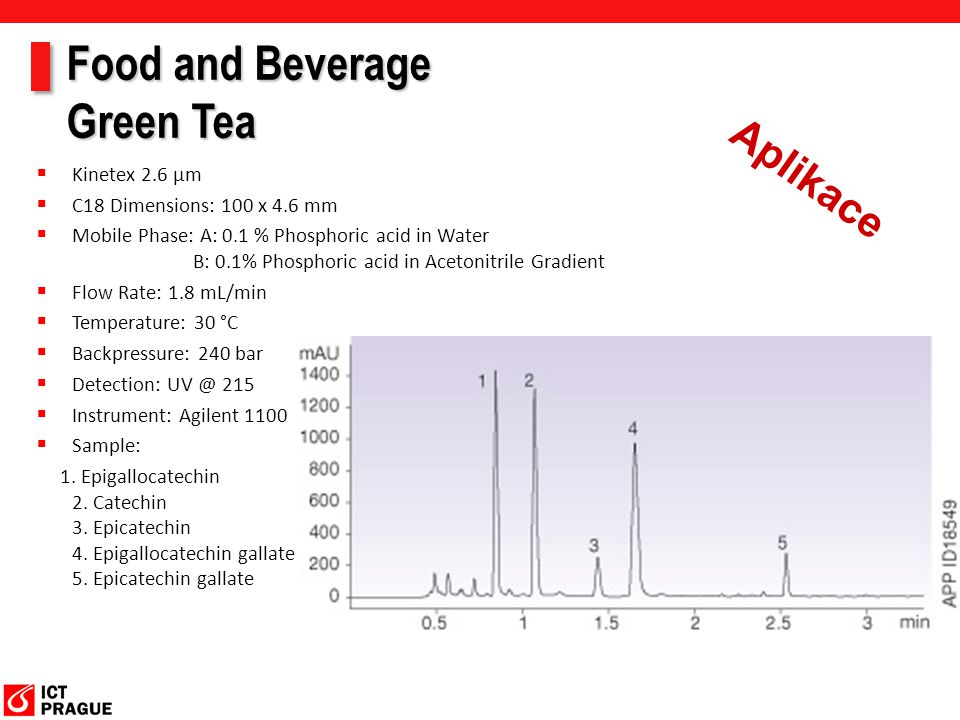 Food and Beverage Green Tea