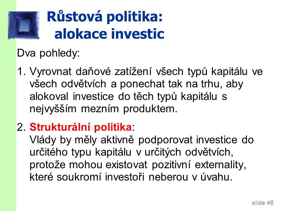 Problémy s aplikací strukturální politiky