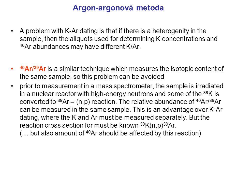 Argon-argonová metoda