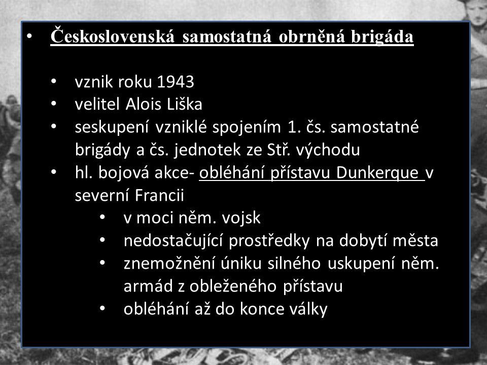Československá samostatná obrněná brigáda