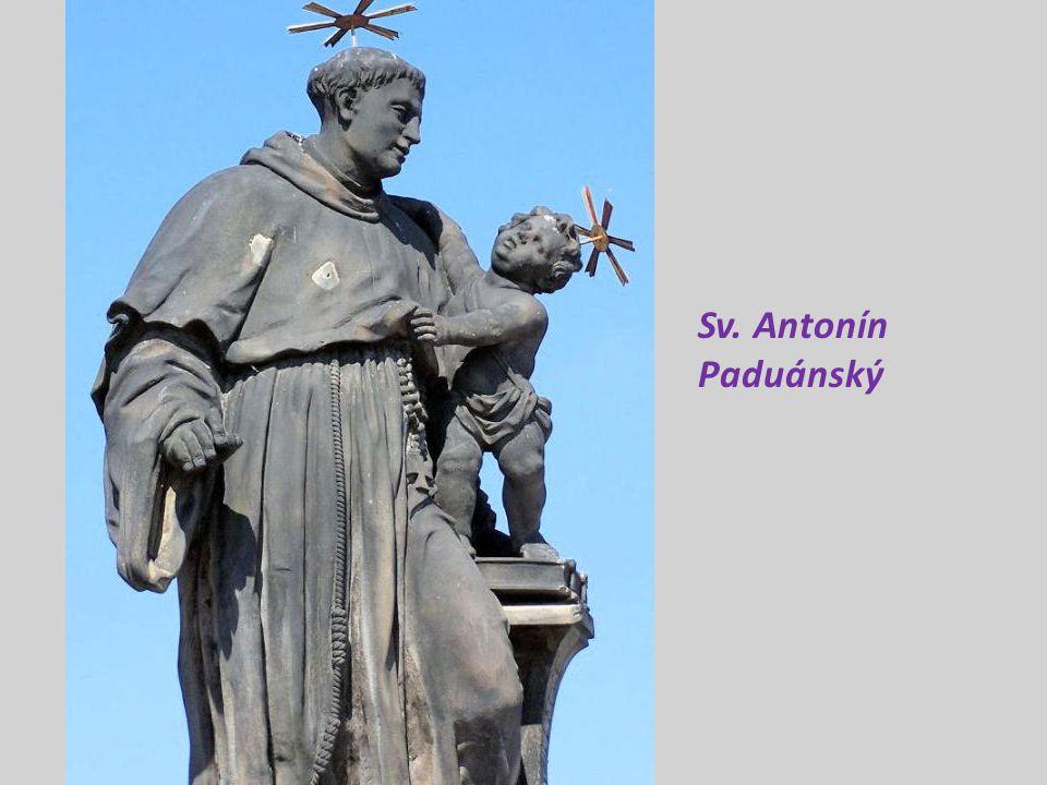 Sv. Antonín Paduánský