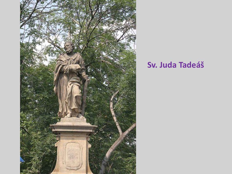 Sv. Juda Tadeáš