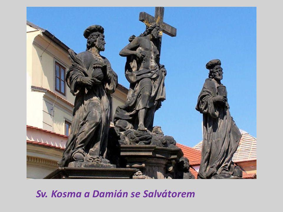 Sv. Kosma a Damián se Salvátorem