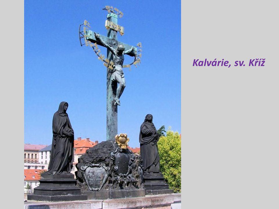 Kalvárie, sv. Kříž