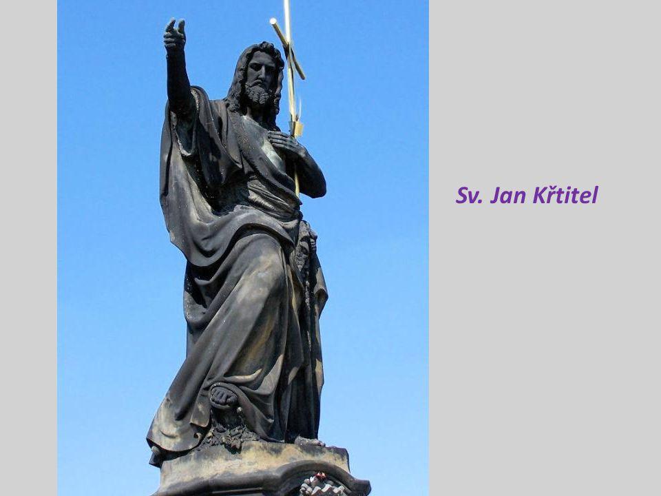 Sv. Jan Křtitel