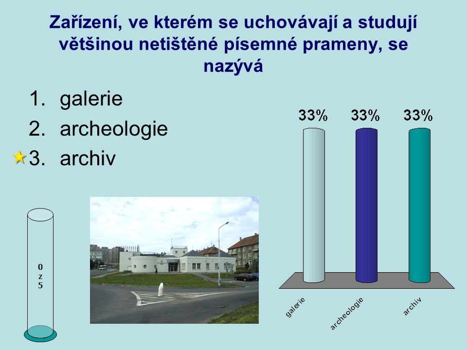 galerie archeologie archiv