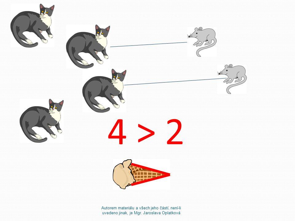 4 > 2 Autorem materiálu a všech jeho částí, není-li