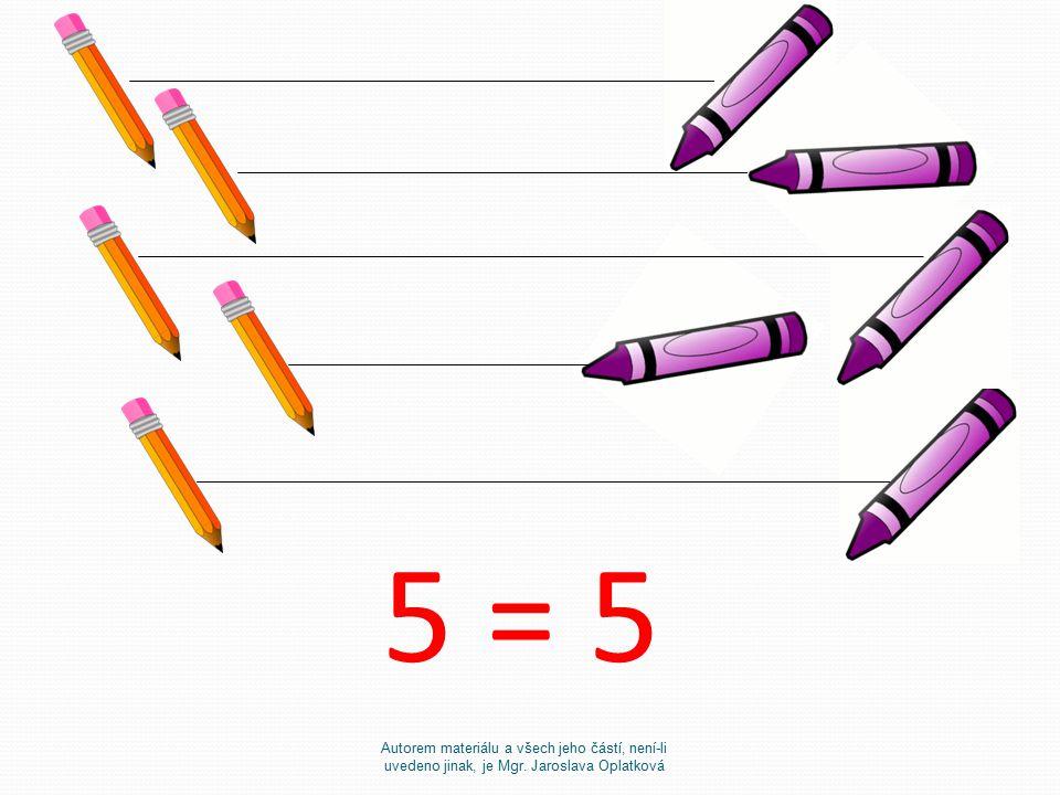 5 = 5 Autorem materiálu a všech jeho částí, není-li