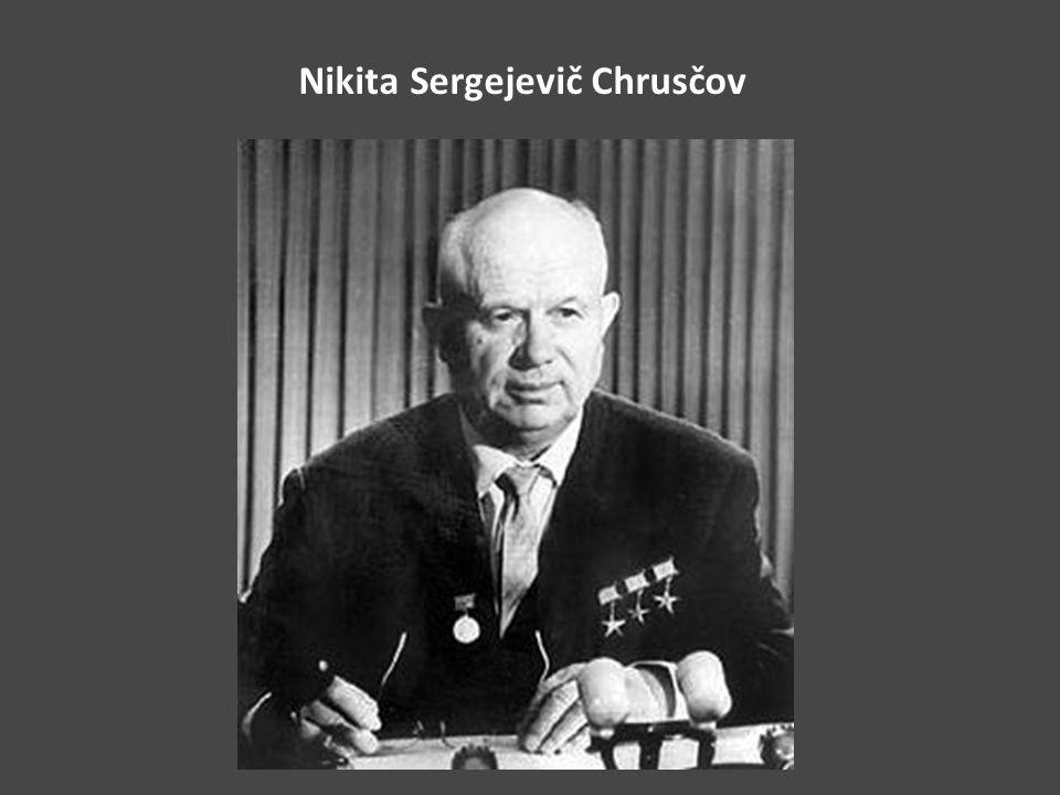 Nikita Sergejevič Chrusčov