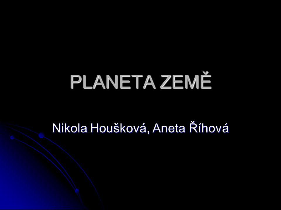Nikola Houšková, Aneta Říhová