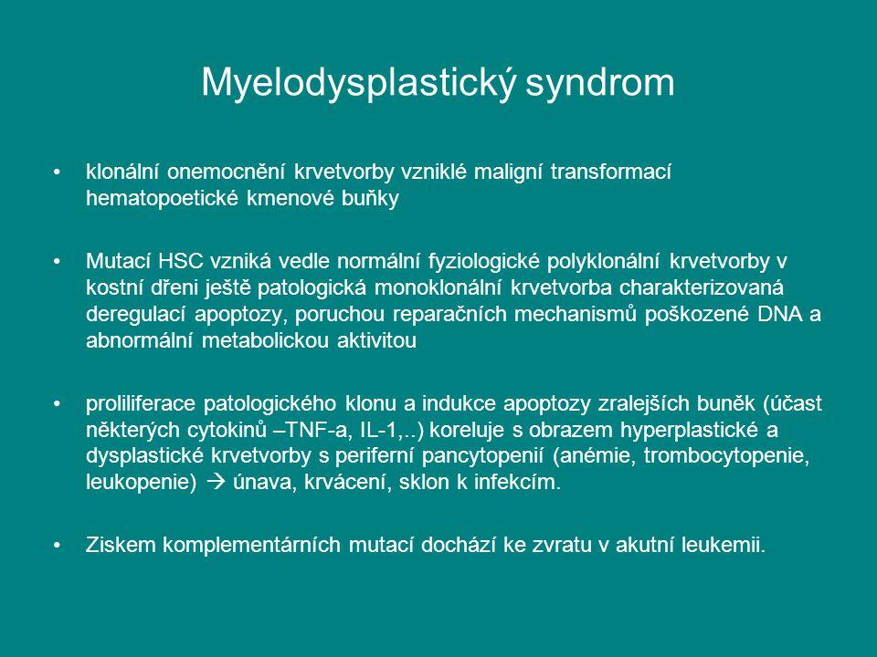 Myelodysplastický syndrom