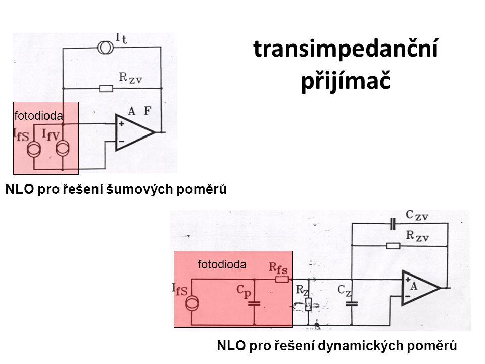 transimpedanční přijímač