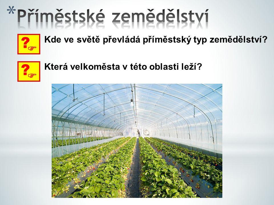 Příměstské zemědělství