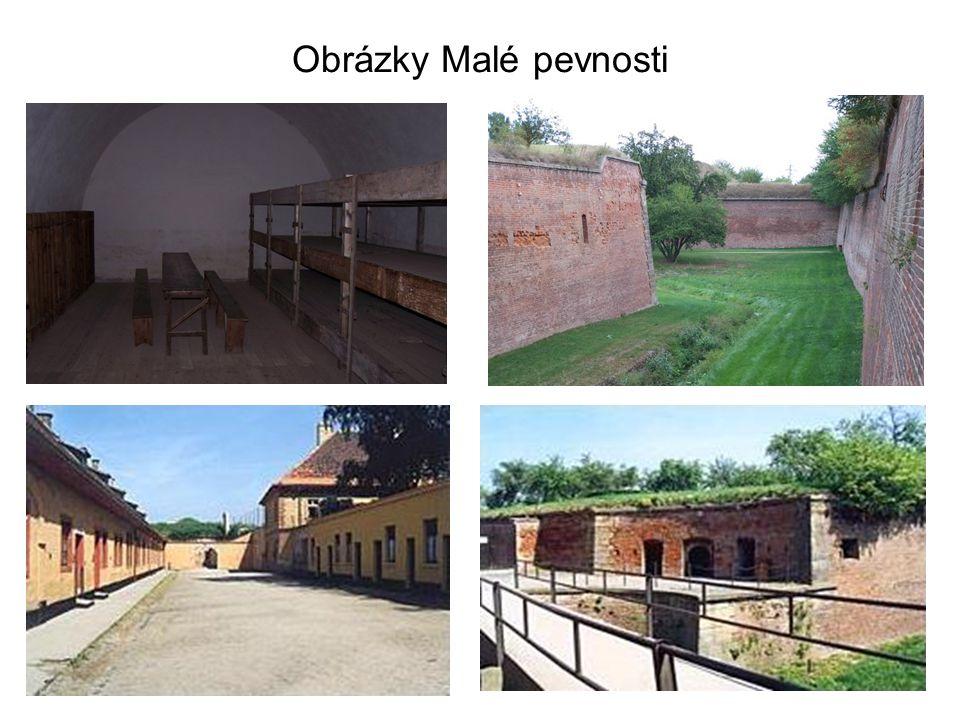 Obrázky Malé pevnosti