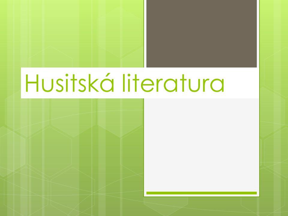 Husitská literatura